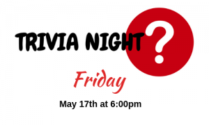Trivia Night Fundraiser